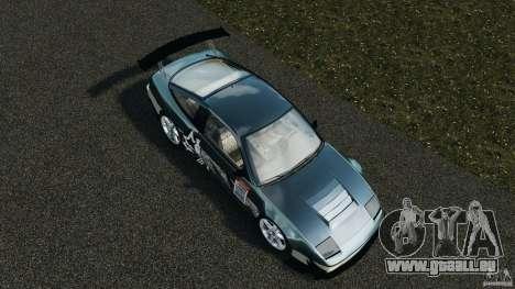 Nissan 240SX Time Attack pour GTA 4 est un droit