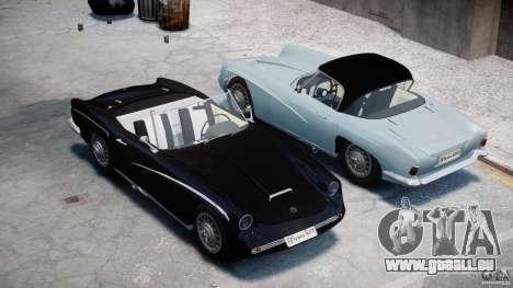 FSO Syrena Sport 1960 pour GTA 4 est une vue de dessous