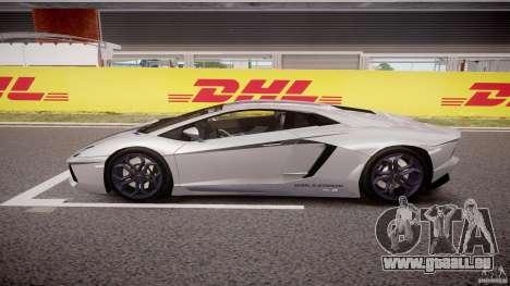 Lamborghini Aventador LP700-4 2011 [EPM] pour GTA 4 est une gauche
