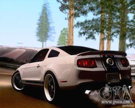 SA_NGGE ENBSeries pour GTA San Andreas quatrième écran