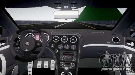 Alfa Romeo Brera Italia Independent 2009 für GTA 4 rechte Ansicht