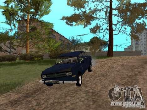 Moskvich en lambeaux pour GTA San Andreas