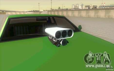 Mad Drivers New Tuning Parts pour GTA San Andreas dixième écran