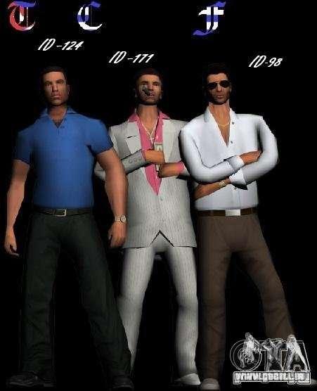 La Cosa Nostra pour GTA San Andreas