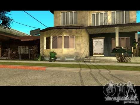 Great Theft Car V1.0 für GTA San Andreas zweiten Screenshot