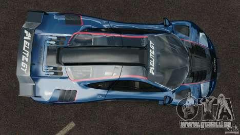 McLaren F1 ELITE pour GTA 4 est un droit