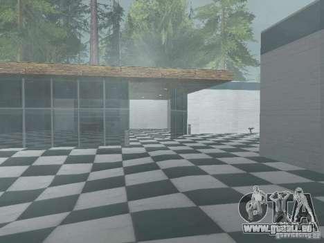 New Doherty für GTA San Andreas siebten Screenshot