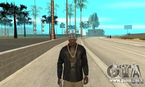 Westcoast skin für GTA San Andreas zweiten Screenshot