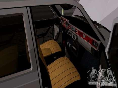 GAZ 24-12 SL Volga pour GTA San Andreas vue arrière