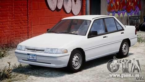 Mercury Tracer 1993 v1.0 für GTA 4