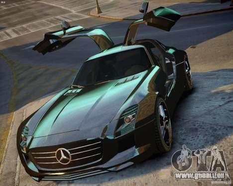 Mercedes SLS Extreme pour GTA 4