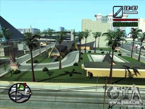 ENB NOV 2010 pour GTA San Andreas troisième écran