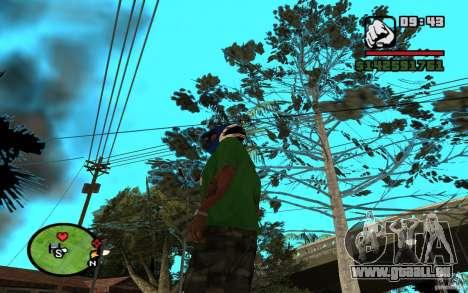 New Grove-Street pour GTA San Andreas quatrième écran
