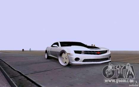 Chevrolet Camaro Super Sport 2012 für GTA San Andreas