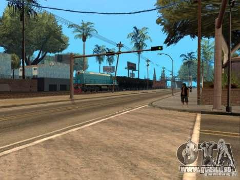 Tem2u-9392 für GTA San Andreas Rückansicht