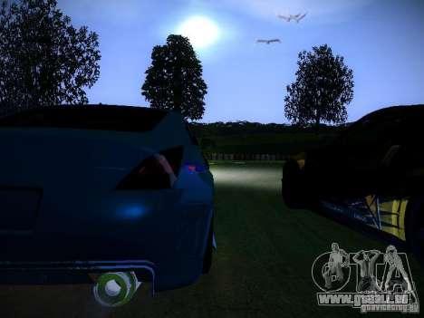 Nissan 350Z Falken Tire für GTA San Andreas Seitenansicht