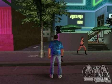 Modèle Tommy Vercetti bêta GTA Vice City pour la troisième écran