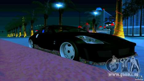 Nissan 350Z JDM für GTA San Andreas