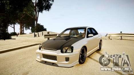 Subaru Impreza 2005 pour GTA 4