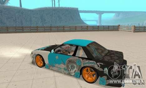 Nissan Silvia S13 NonGrata pour GTA San Andreas vue de droite