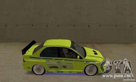 Amélioration des néons bleus pour GTA San Andreas