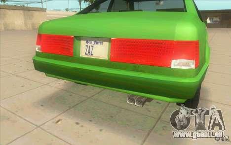 Mad Drivers New Tuning Parts pour GTA San Andreas septième écran