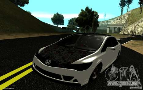 Honda Civic Type R für GTA San Andreas
