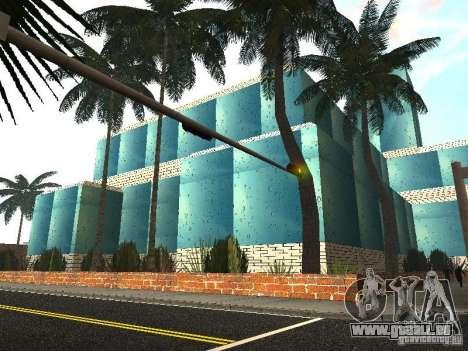 Obnovlënyj Krankenhaus von Los Santos v. 2.0 für GTA San Andreas sechsten Screenshot