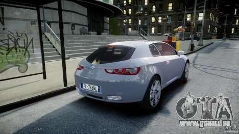 Alfa Romeo Brera Italia Independent 2009 für GTA 4 Seitenansicht
