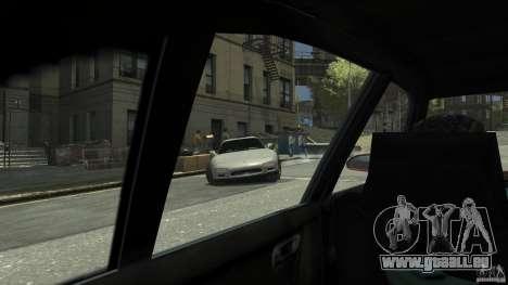 Mazda RX7 1995 Stock [EPM] pour GTA 4 est une vue de dessous