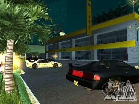 Nouveau showroom à San Fierro pour GTA San Andreas neuvième écran
