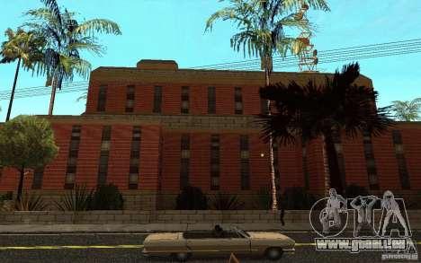 Neue Texturen für das Krankenhaus in Los Santos für GTA San Andreas siebten Screenshot