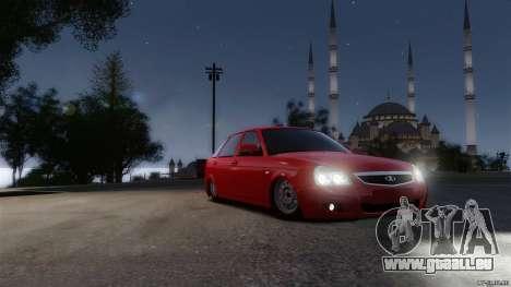 VAZ Lada Priora 2172 für GTA 4