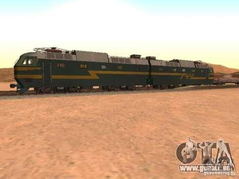 Cs7-233 für GTA San Andreas linke Ansicht