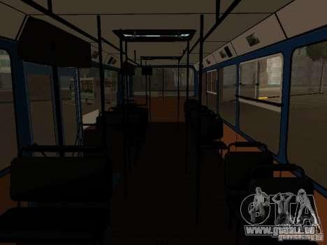 YAZ 5267 pour GTA San Andreas vue de droite