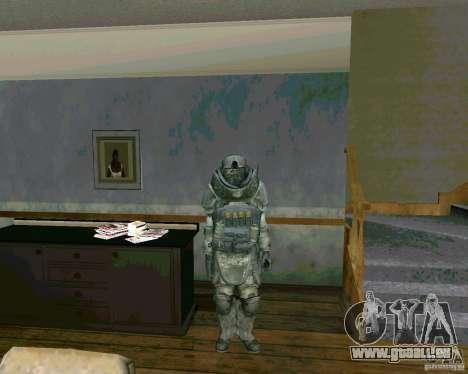 Džagiraut von Cod MW 3 für GTA San Andreas zweiten Screenshot