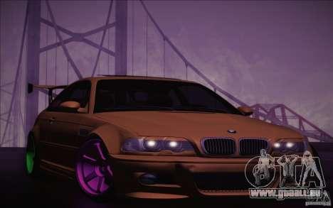 BMW M3 E46 v1.0 für GTA San Andreas