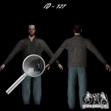 La Cosa Nostra pour GTA San Andreas troisième écran