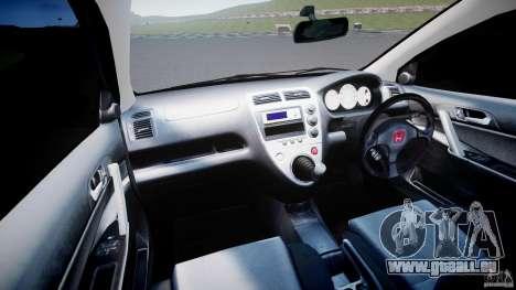 Honda Civic Type-R pour GTA 4 est un droit