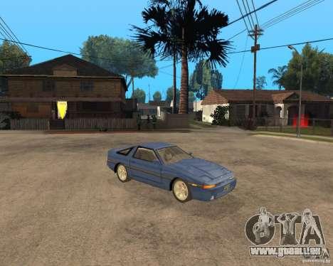 Toyota Supra MK3 für GTA San Andreas rechten Ansicht