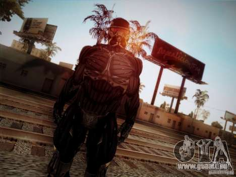 Crysis 2 Nano-Suit HD für GTA San Andreas