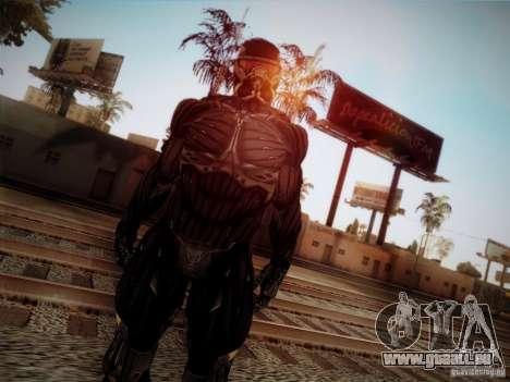 Crysis 2 Nano-Suit HD für GTA San Andreas