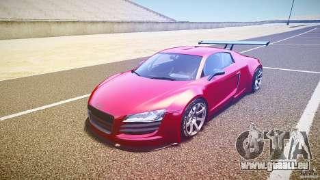 Audi R8 für GTA 4