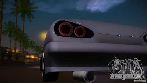 Elegy Drift für GTA San Andreas Innenansicht