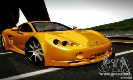 Ascari KZ1R Limited Edition für GTA San Andreas
