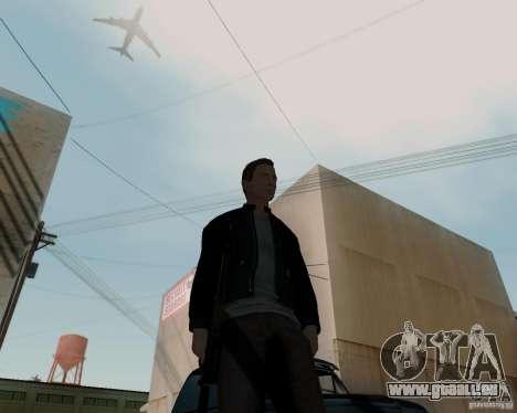 Daniel Craig pour GTA San Andreas cinquième écran