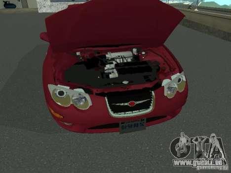 Chrysler 300M pour GTA San Andreas vue de droite