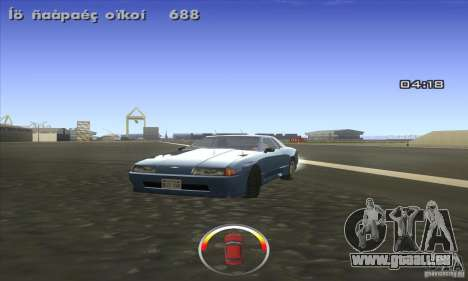 CLEO DRIFT Beta pour GTA San Andreas