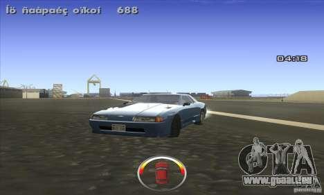 CLEO DRIFT Beta für GTA San Andreas