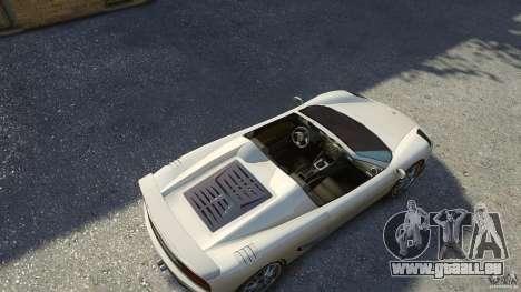 Turismo Spider für GTA 4 rechte Ansicht